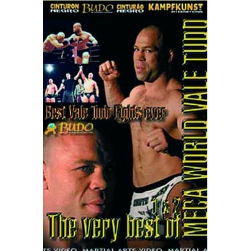 DVD : Very Best of Meca World Vale Tudo