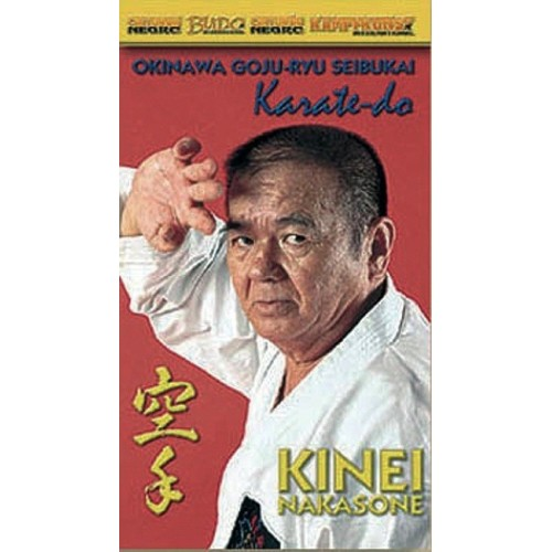 DVD : Karate Do Okinawa Goju Ryu Seibukai