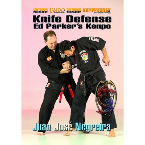 DVD : Ed Parker's Kenpo. Knife Defense