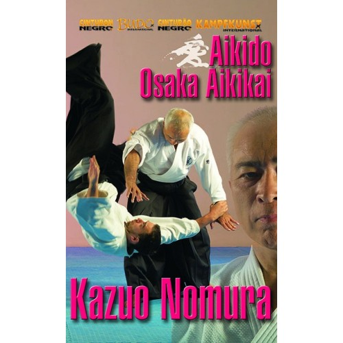 DVD : Aikido. Osaka Aikikai