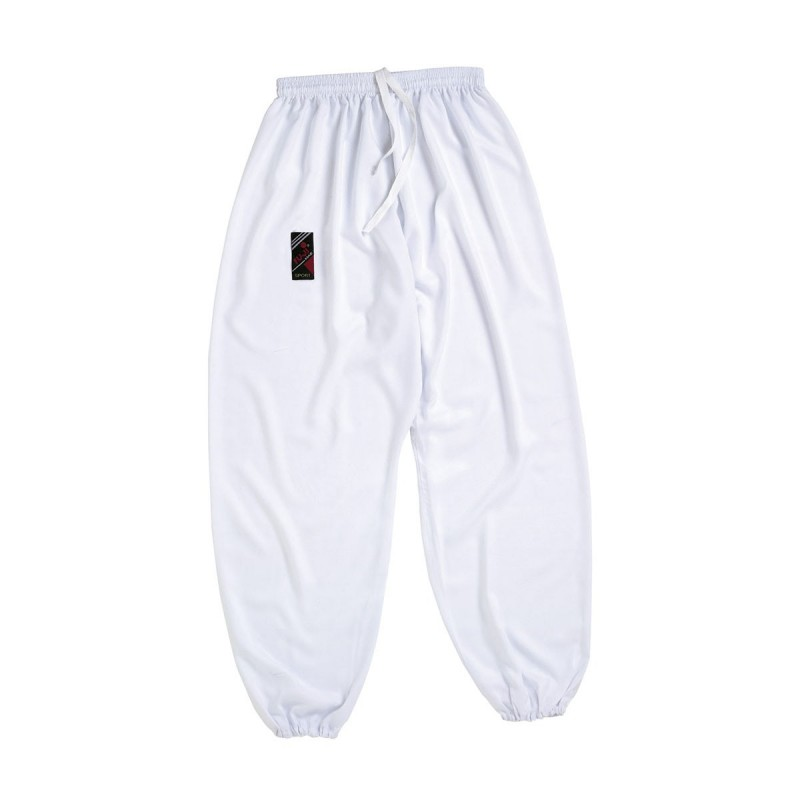 Training Tai Chi Pants. White