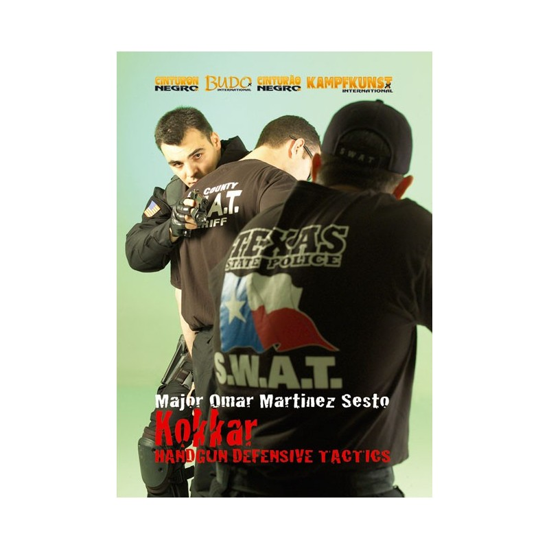 DVD : Kokkar. Handgun defensive tactics