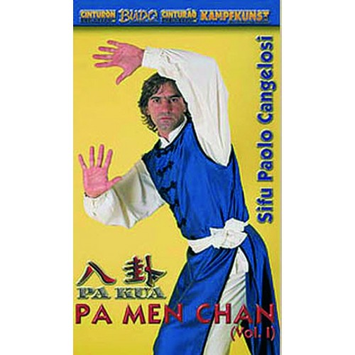 DVD : Pa Kua. Pa Men Chan 1