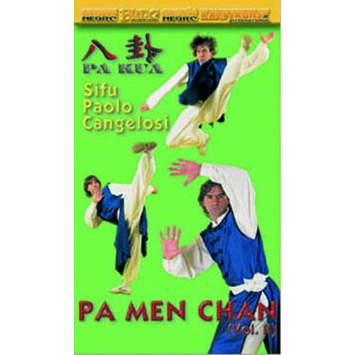 DVD : Pa Kua. Pa Men Chan 2