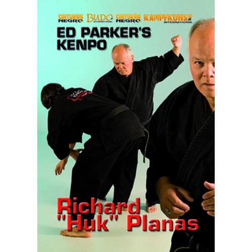 DVD : Ed Parker's Kenpo 2