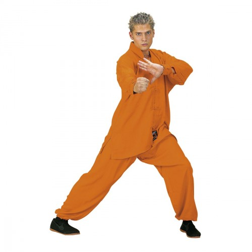 Uniforme Tai Chi. Orange
