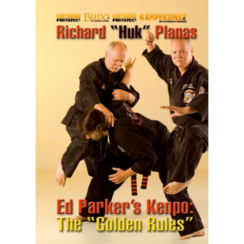 DVD : Ed Parker's Kenpo 3