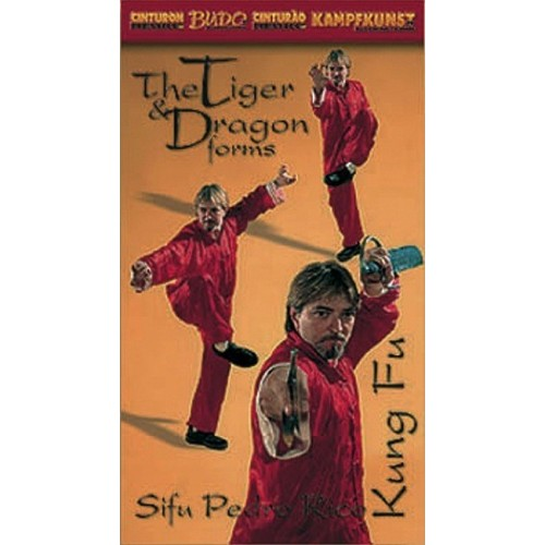 DVD : Kung Fu. Tiger & Dragon forms