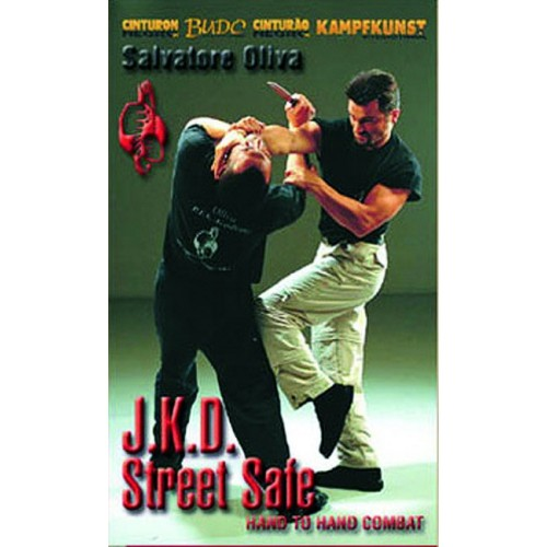 DVD : JKD Street Safe. Hand to hand combat