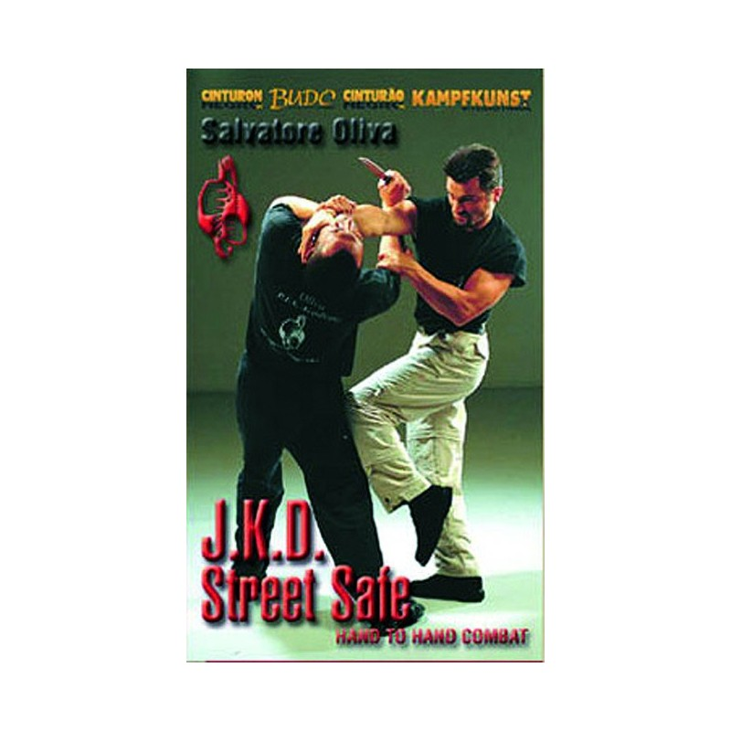 DVD : JKD Street Safe. Hand to hand combat