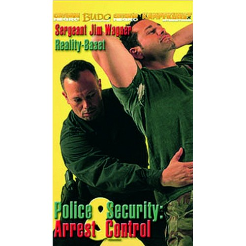 DVD : Police Security. Arrest & Control
