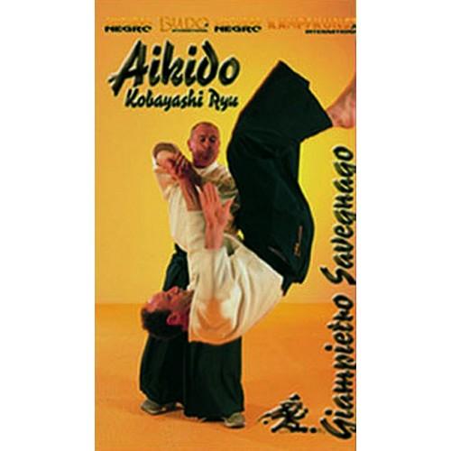 DVD : Aikido Kobayashi Ryu