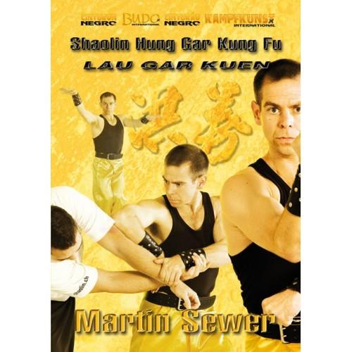 DVD : Shaolin Hung Gar Kung Fu 3