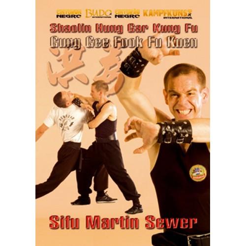 DVD : Shaolin Hung Gar Kung Fu 4