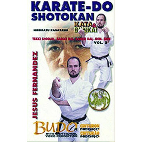 DVD : Karate Do Shotokan. Kata & Bunkai 2