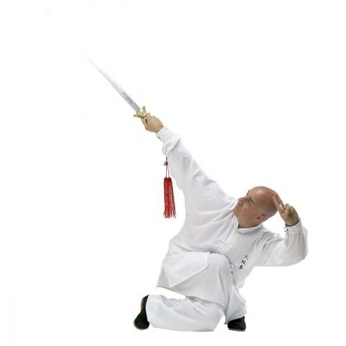 High Quality Tai Chi Uniform. White