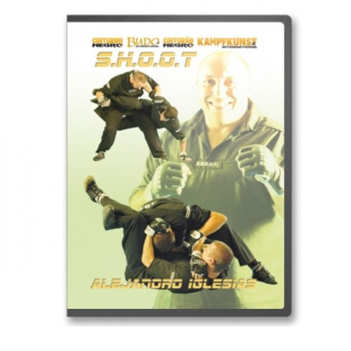 DVD : SHOOT 3. Fighting Techniques