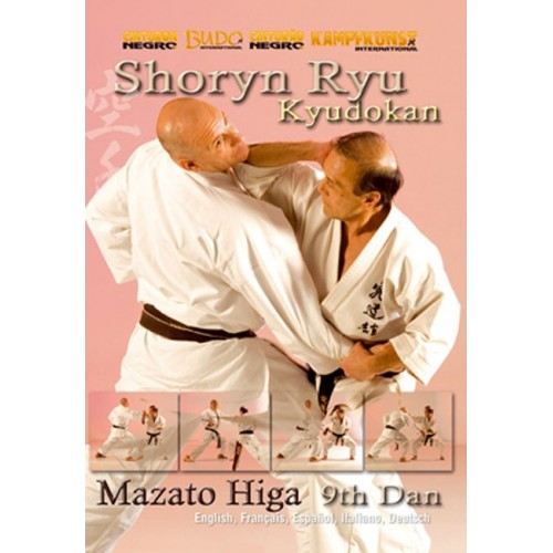 DVD : Shoryn Ryu Karate. Kyudokan