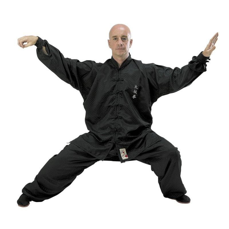 High Quality Tai Chi Uniform. Black