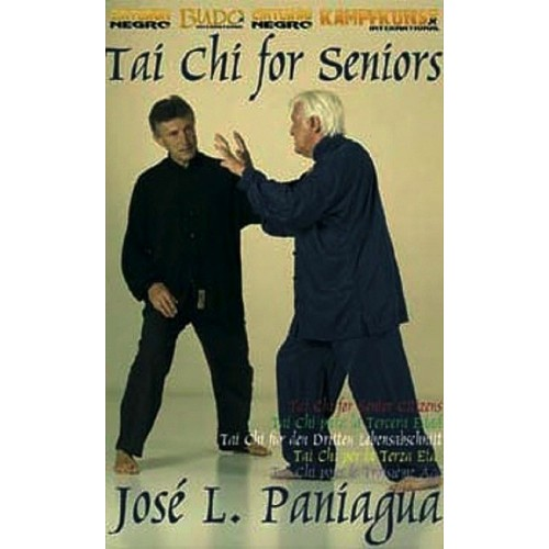 DVD : Tai Chi for seniors