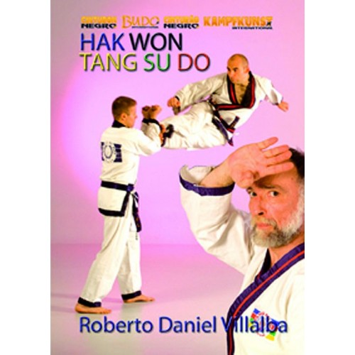 DVD : Hak Won Tang Su Do