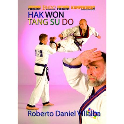 DVD : Hak Won Tang Su Do