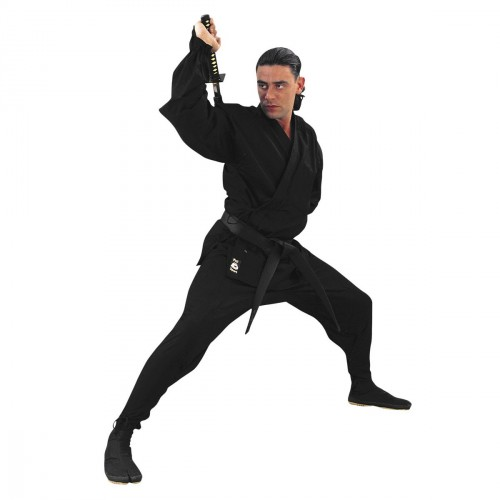 Ninja Uniform with accessories