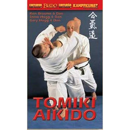 DVD : Tomiki Aikido