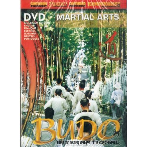 DVD : Artes Marciales. La via del guerrero