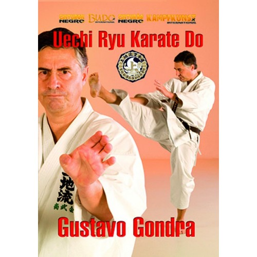 DVD : Uechi Ryu Karate Do