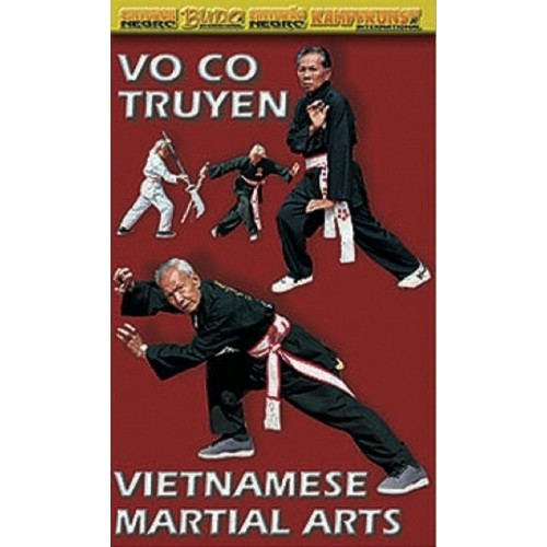 DVD : Vietnamese Martial Arts