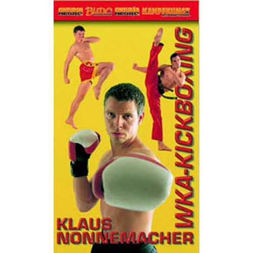 DVD : WKA Kick Boxing