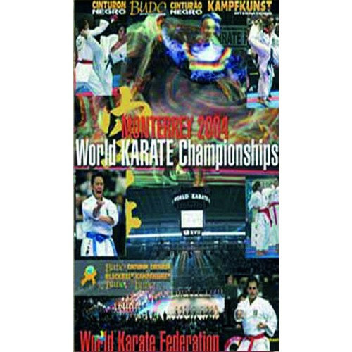 DVD : World Karate Championships. Monterrey