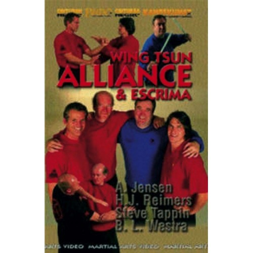 DVD : Wing Tsun. Alliance & Escrima