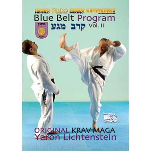 DVD : Krav Maga. Blue Belt program 2