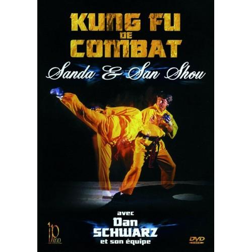 DVD : Kung Fu de combat