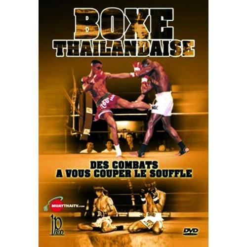 DVD : Boxe Thailandaise 1. Combats