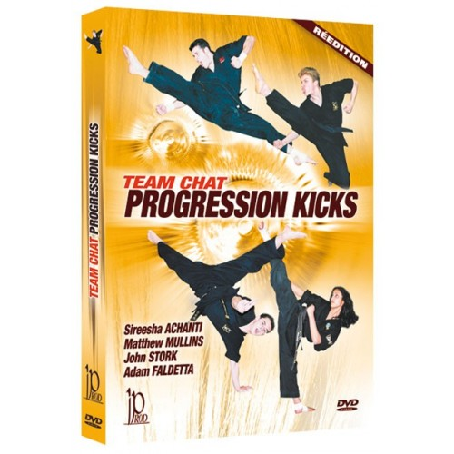 DVD : Progression kicks