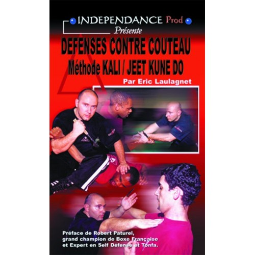 DVD : Kali - Jeet Kune Do. Defense contre couteau