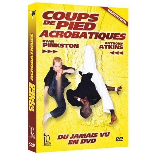 DVD : Coups de pieds acrobatiques