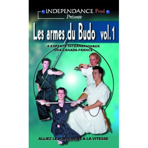 DVD : Les armes du Budo 1