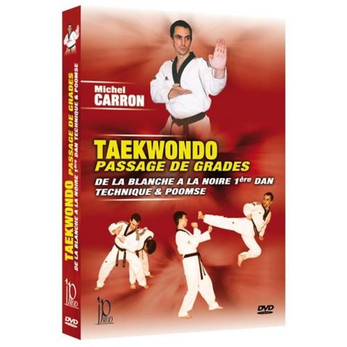 DVD : Taekwondo. Passage de grades
