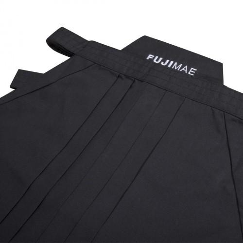 Hakama. Poly-Rayon. Black