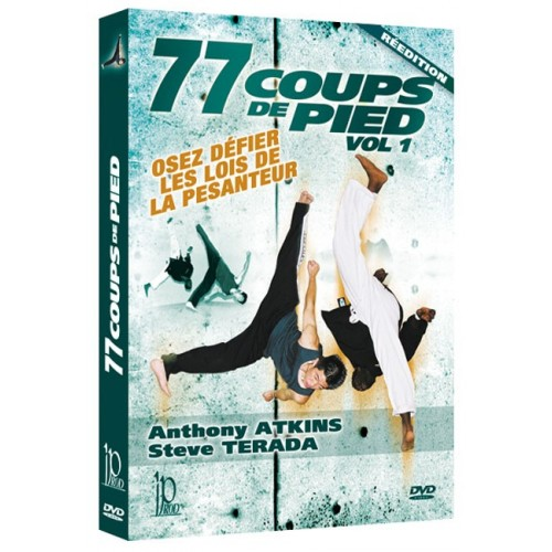 DVD : 77 Coups de pied 1