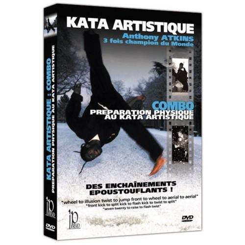 DVD : Combo. Kata artistique
