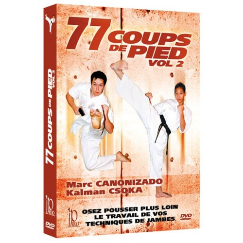 DVD : 77 Coups de pied 2
