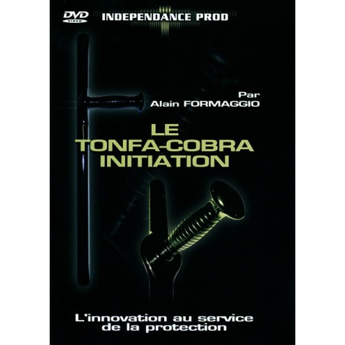 DVD : Tonfa-Cobra initiation