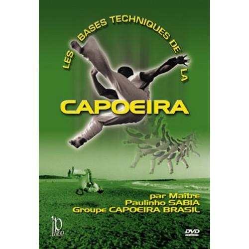 DVD : Bases techniques de la Capoeira