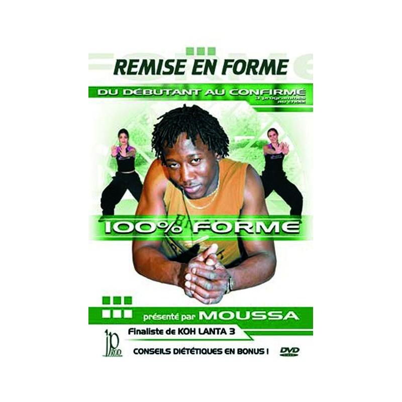 Dvd remise en forme for Remise en forme