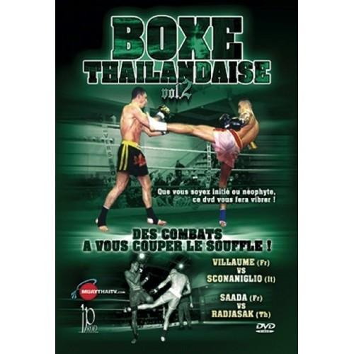 DVD : Boxe Thailandaise 2. Combats